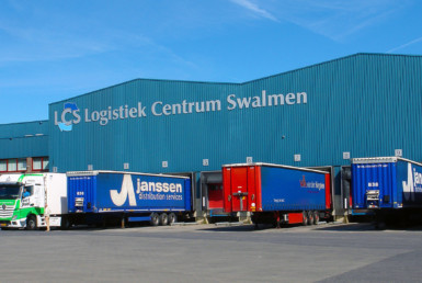 Geisler Vastgoed - Logistiek Centrum Swalmen - Header